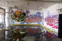 Brachs (nitram242) Tags: chicago abandoned graffiti debate riko reeko omn deb8 oksen