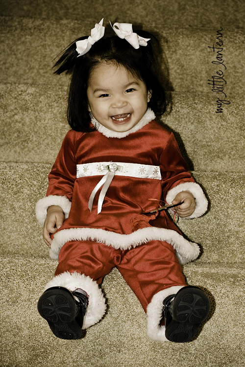 Santa's little stinker 1