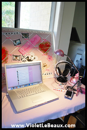 4177876942 231c3e6cfc Part 3 of Setting Up Your Blogging Space  Putting it all together...