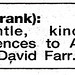 David Farr