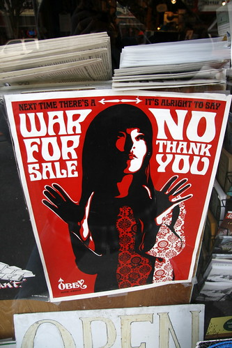 War for Sale: No Thank You