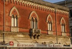 Siracusa-Ortigia, Riva Garibaldi, Ristorante La Rambla (HEN-Magonza) Tags: italien italy restaurant italia syracuse sicily sicilia siracuse sizilien syrakus siracusaortigia rivagaribaldi ristorantelarambla