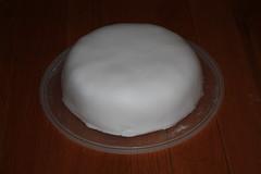 Christmas cake icing 16