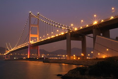 Tsing Ma Bridge (Gp Teo) Tags: bridge night hongkong scene   tsingma a16      tamron1750mm