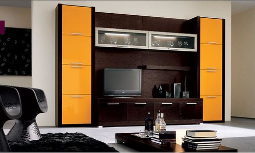 Best Modern Wall-Storage Furniture Collections 'California Moro' 5