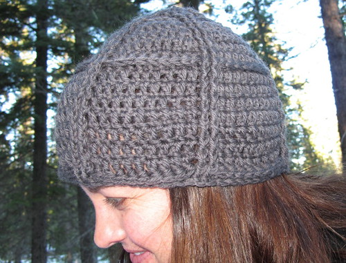 The Bella Hat pattern
