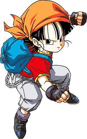 dragon ball gt pan. Dragon-Ball-GT-Pan
