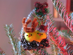 Handmade Ornament 2009
