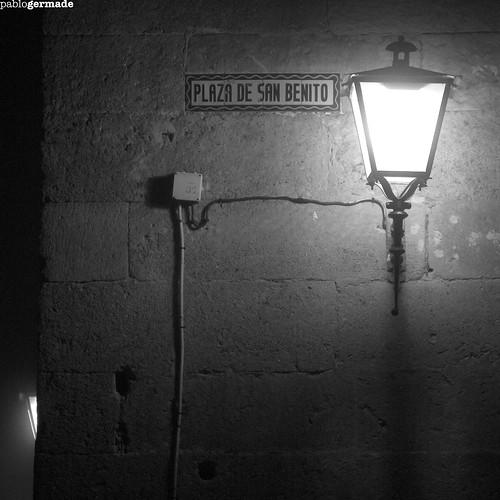 Luz en San Benito
