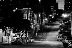 (kellinasf) Tags: sanfrancisco street green lights hill stop northbeach russianhill day249 project365 365community