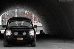 Land Rover (Talal Al-Mtn) Tags: black cars disco photography automobile automotive kuwait landrover oman discovery v8 q8 lr3 kwt omani landroverlr3 discovery3 talalalmtn  photographybytalalalmtn