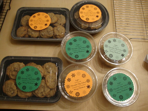 a whole slew of cookies!