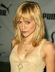 Brittany Murphy was sick with flu and vomiting moments before her death