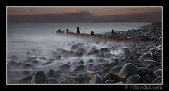 Westward Ho Groyne Long Exposure I (Rob Kendall (aka minolta mad)) Tags: sunset long exposure ho westward greatphotographers nd110