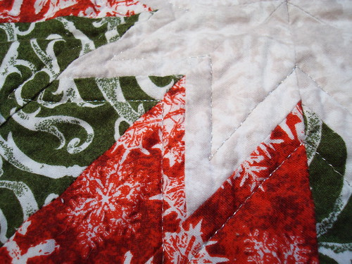 Hunter's star Xmas quilts 5