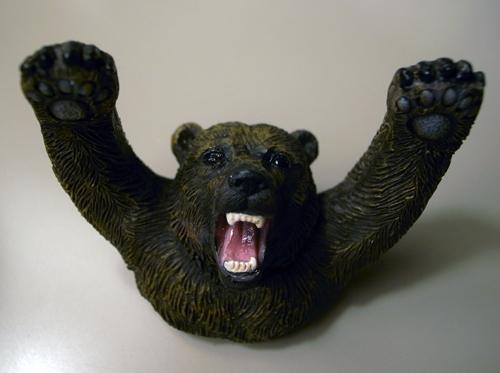 北海道熊のマグネット