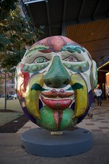 Veg Head (Bill Jacomet) Tags: discoverygreen coolglobeshouston
