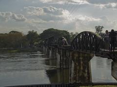 Puente sobre el ro Kwae (Siggy Simon Jr) Tags: thailand kwai kwae