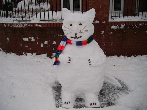 Snowball VI - How to make a Snowcat
