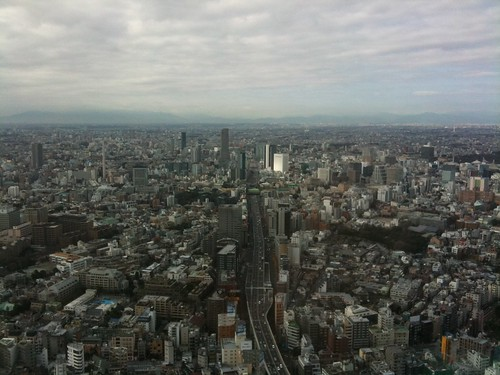 Tokyo City View (in Roppongi Hills)