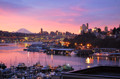 South Lake Union | Visit Seattle