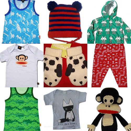 Clothes I bought for the baby