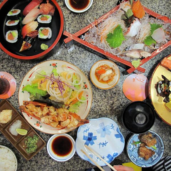 Sushi Sundays