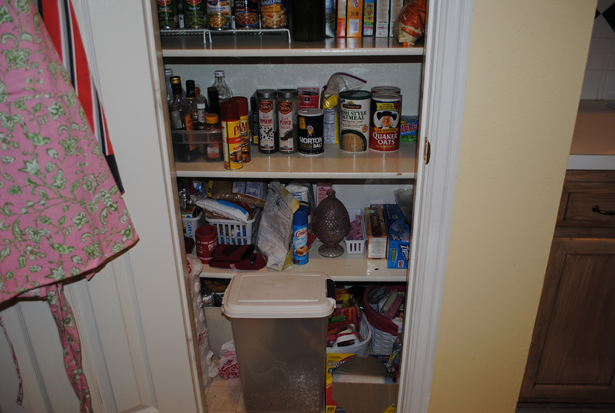 bottom pantry