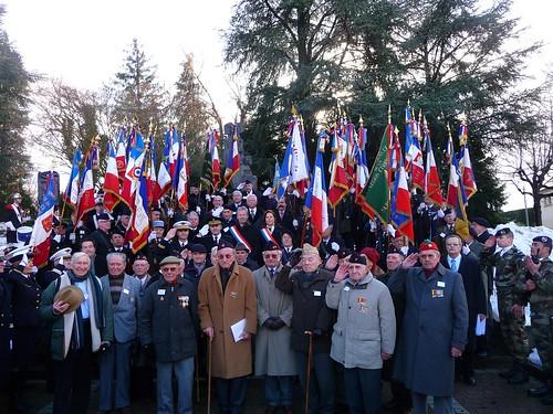 65ème anniversaire de la Libération de Pfastatt et Lutterbach