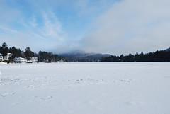 Mirror Lake (crlygrl1) Tags: winter frozenlake lakeplacid