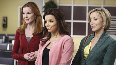 Desperate Housewives Lynette Gaby Bree