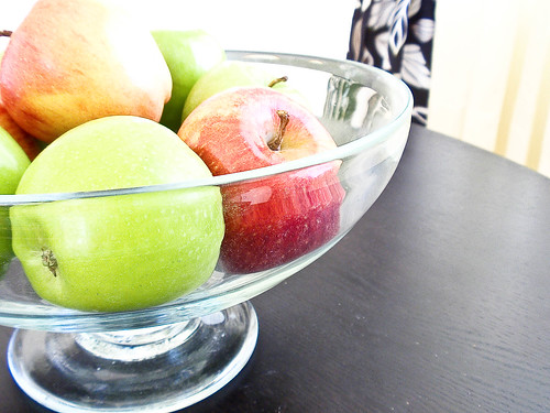 Ingredients for Double Crust Apple Pie