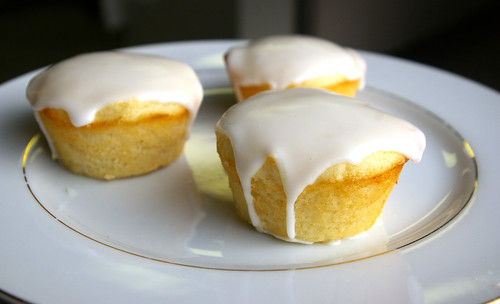 Glazed Lemon Cakes II