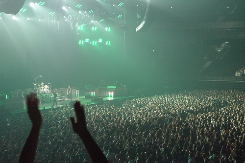 Green Day concert in Saitama Super Arena 2