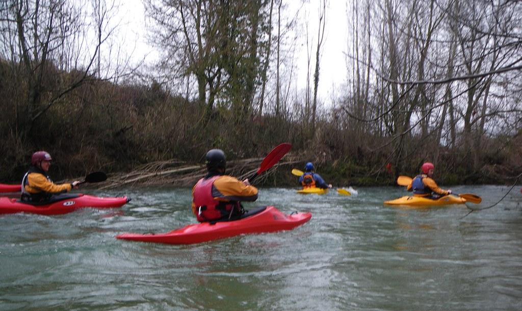 Descenso ríos Urederra y Ega 010
