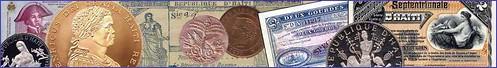 Haitian Numismatic Society logo