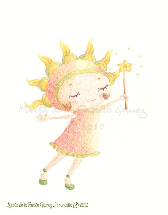 Hada del sol
