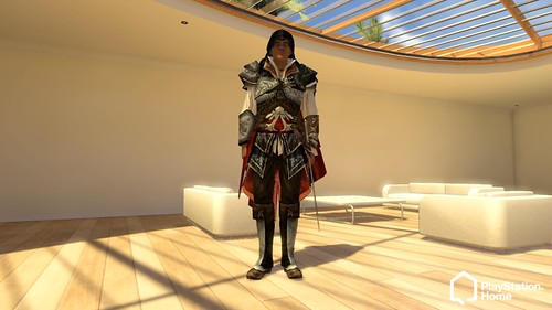 PlayStation Home - Assassin's Creed 2 Male_EzioLimited2
