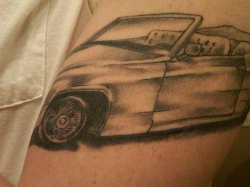 cadillac spole. cadillac tattoo