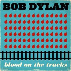 Bob Dylan take 2 (jprochester) Tags: blue dylan blood album tracks bob cover bobdylan lp record albumcover variant bloodonthetracks