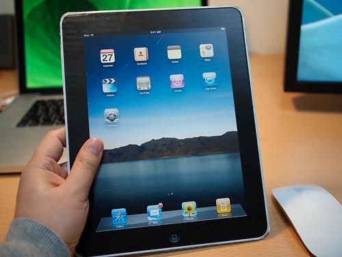 段ボール iPad