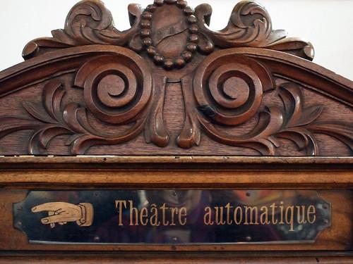 musée mécanique: theatre automatique