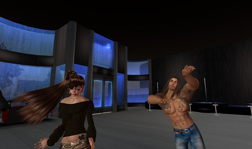 raftwet, xavier at dj etc dollinger party