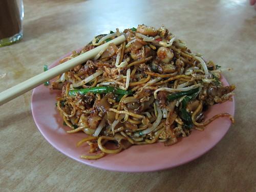 Eating in Kuala Lumpur