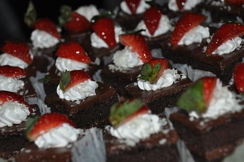 Chocolate Cakes @ The Manor Baguio
