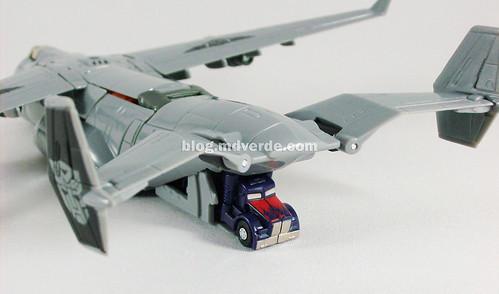 Transformers Stratosphere RotF Voyager - modo alterno