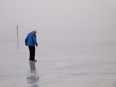 Kruiend ijs IJsselmeer (NLHank) Tags: winter holland ice netherlands mark friesland ijsselmeer 2010 ijs februari kust warns schotsen oudemirdum ijsschotsen gaasterlan ijsselmeerkust kruiend
