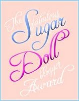 Sugar_ doll award