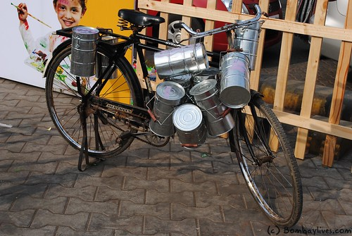 Bombay Dabbawallah Cycle
