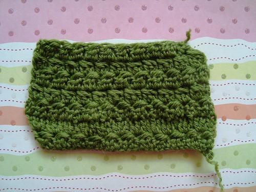 Greta's blankie - stitch